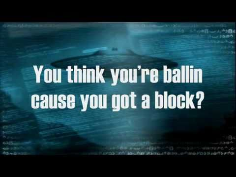 Young Jeezy - Ballin ' feat. Lil Wayne w/ Lyrics [HD]