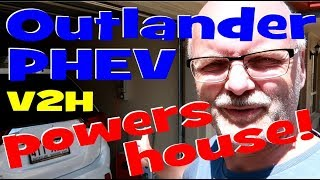 Gambar cover EP157 - Can the Outlander PHEV power a house through Vehicle to Home Technology (V2H)? 🚗🔌🏠