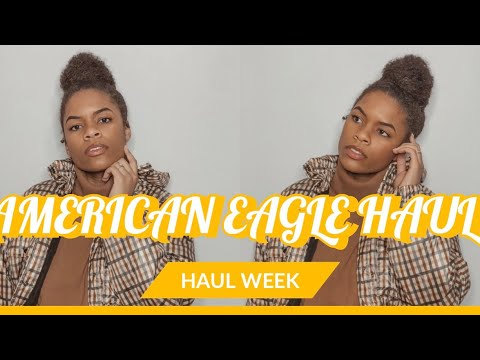 AMERICAN EAGLE HAUL | DAY 3 | FALL HAUL WEEK | VLOGTOBER DAY 8
