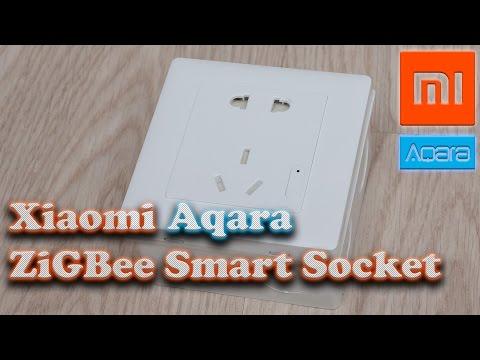 Outlet Aqara ZiGBee Smart Socket for smart home system Xiaomi