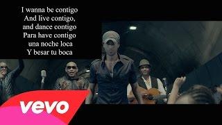 enrique iglesias ft sean paul bailando english official lyrics vevo