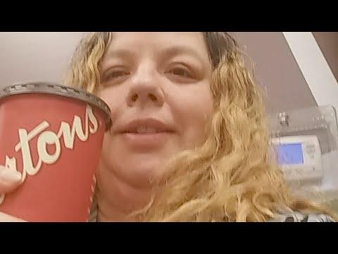 Live @Tim Hortons Dowtown Ottawa Coffee Chat