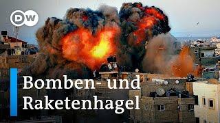 Israel-Gaza-Konflikt: Zündfunke für Flächenbrände in der Region? | DW Nachrichten
