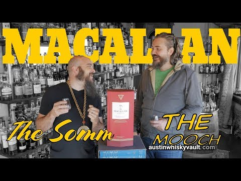 Whisky Review: The Macallan Rare Cask single malt Scotch whisky