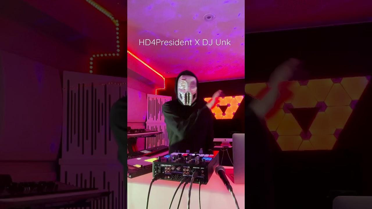 HD4President x DJ Unk