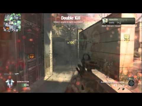 Call Of Duty Black Ops AUG 36 Kills Havana COD7 High Quality HQ