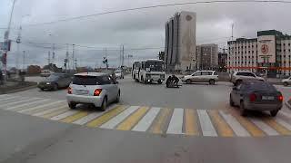Разборки водителей в Якутске