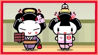 PUCCA | Tokyo a go-go | IN ENGLISH | 01x61