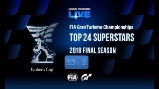 Gran Turismo®SPORT - Competições Online:  TAÇA DAS NAÇÕES FIA [ TEMPORADA 4]