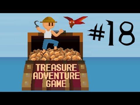 Treasure Adventure Game w/Old World Gamer P18 - MAP 2! I DEED IT!