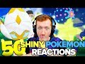 50 AWESOME SHINY POKEMON REACTIONS - Pokemon USUM & ORAS Shiny Reaction Montage!