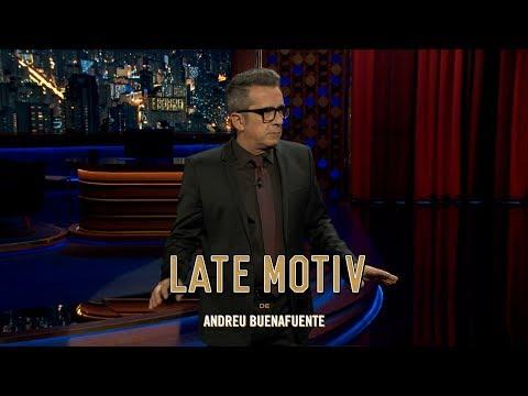 LATE MOTIV - Monólogo de Andreu Buenafuente. Afiliado por Almería| #LateMotiv37