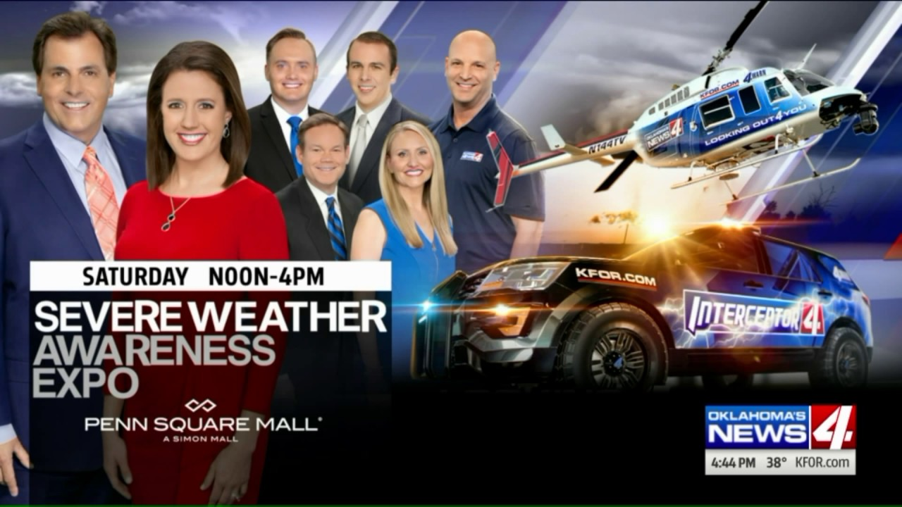 4 the Weekend: Severe Weather Awareness Expo | KFOR com
