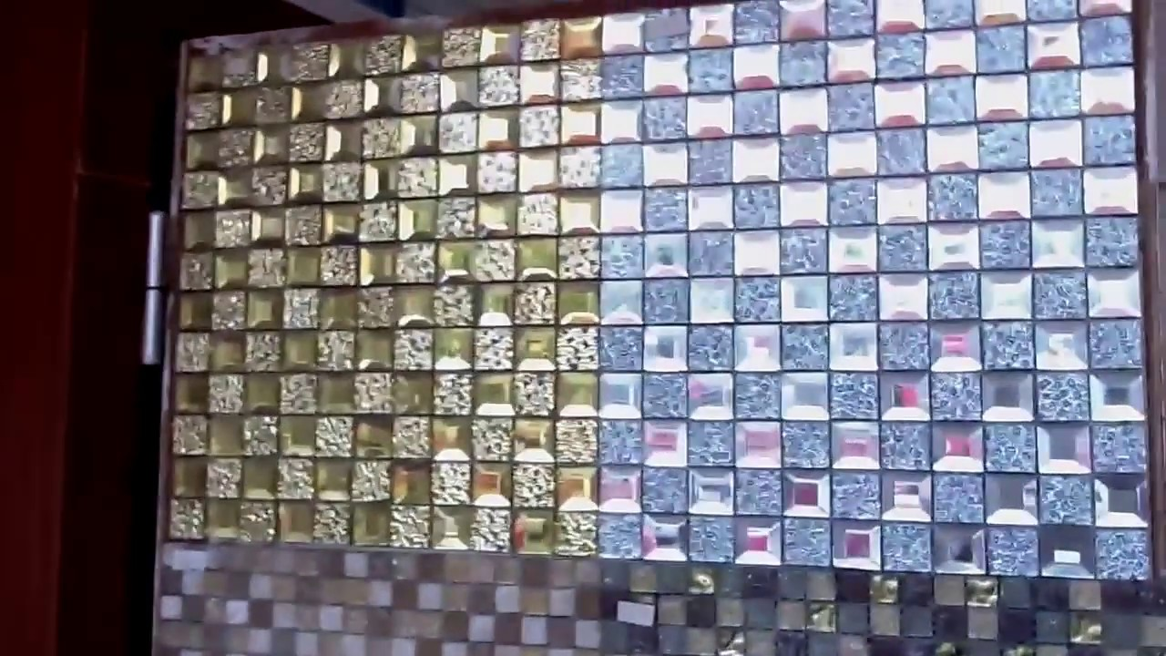 Foshan cheap wall tiles and floor tiles wholesale market - YouTube