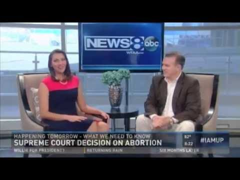 Texas Law on Abortion | Attorney Byron Henry explains live on TV in Dallas/Fort Worth