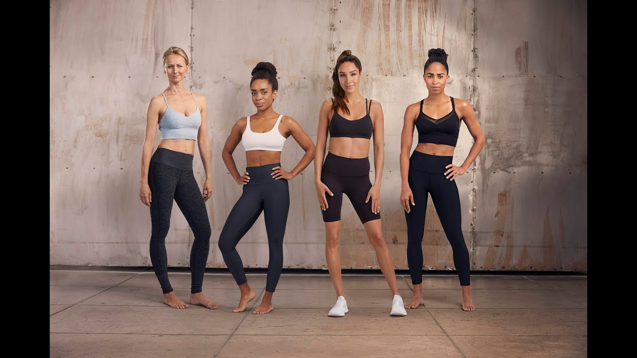 Day 1: 30-Minute Full-Body Barre Workout With Sweat Trainer Britany Williams
