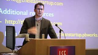 LSE Events | Eric Ries | The Lean Startup thumbnail