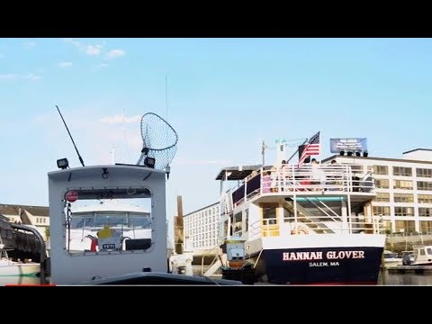 Endicott College Reunion Weekend 2017 Salem Harbor Boat Cruise