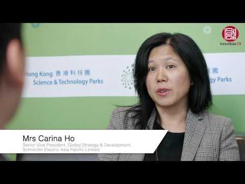 InnoAsia 2013: Speaker Mrs Carina Ho interview