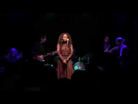 "Ruby Amanfu singing ""I Tried"" at The High Watt, Nashville 2015"