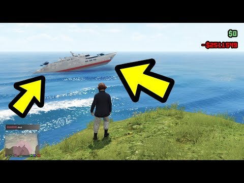 GTA Online - What Happens if You Run Out of Money?