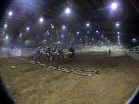 MOTOCROSS : Greenville Indoors with Mason Collins