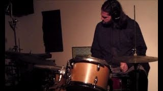 Wake 'N Break No. 1359 - Flam Tap Groove w/ Four On The Floor | Andrew McAuley (KindBeats)