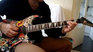 Vortex - Thrash metal holocaust intro -tuto guitare YouTube En Français