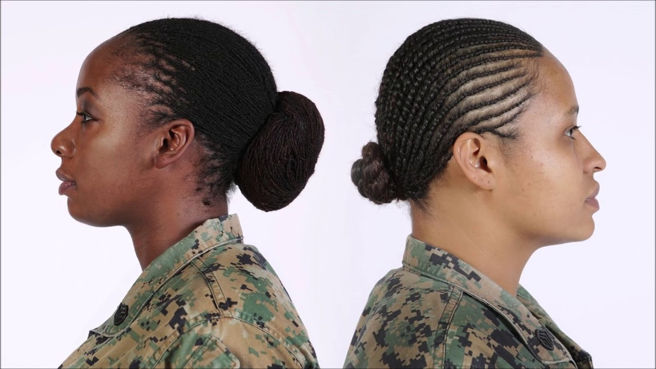 US Navy Ends Ban On Dreadlocks For Women