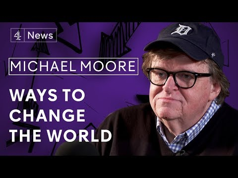 Michael Moore on Trump, Brexit and his new film