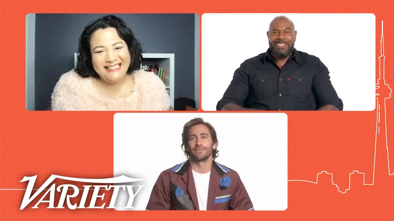 Jake Gyllenhaal and Antoine Fuqua On Shooting 'The Guilty' in 11 Days | TIFF 2021