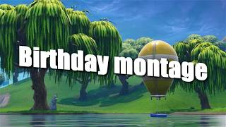 Prime Korrupted -BANK ACCOUNT - (Fortnite Battle Royale) Birthday Montage EDIT by: Wolfie