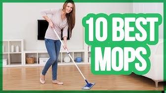 10 Best Mops 2018