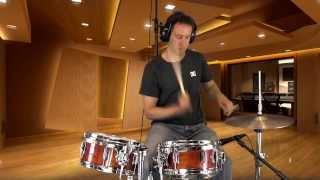 kickport taye drums gokit demo