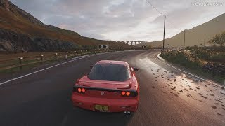 Forza Horizon 4 - 2002 Mazda RX-7 Spirit R Type-A Gameplay