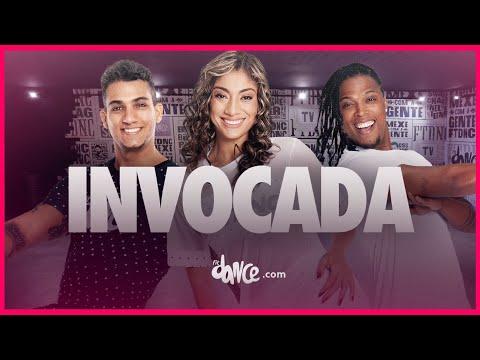 Invocada - Ludmilla ft Léo Santana  FitDance TV Coreografia