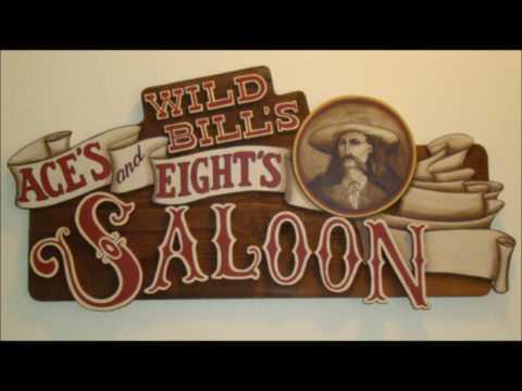 Saloon Western Cowboy