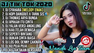 Download lagu Dj Tik Tok Terbaru 2020 x Dj Tarik Sis Semongko Kopi Dangdut Full Album Remix 2020 Full Bass Viral