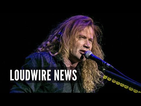 Dave Mustaine Comments on Slayer Retirement