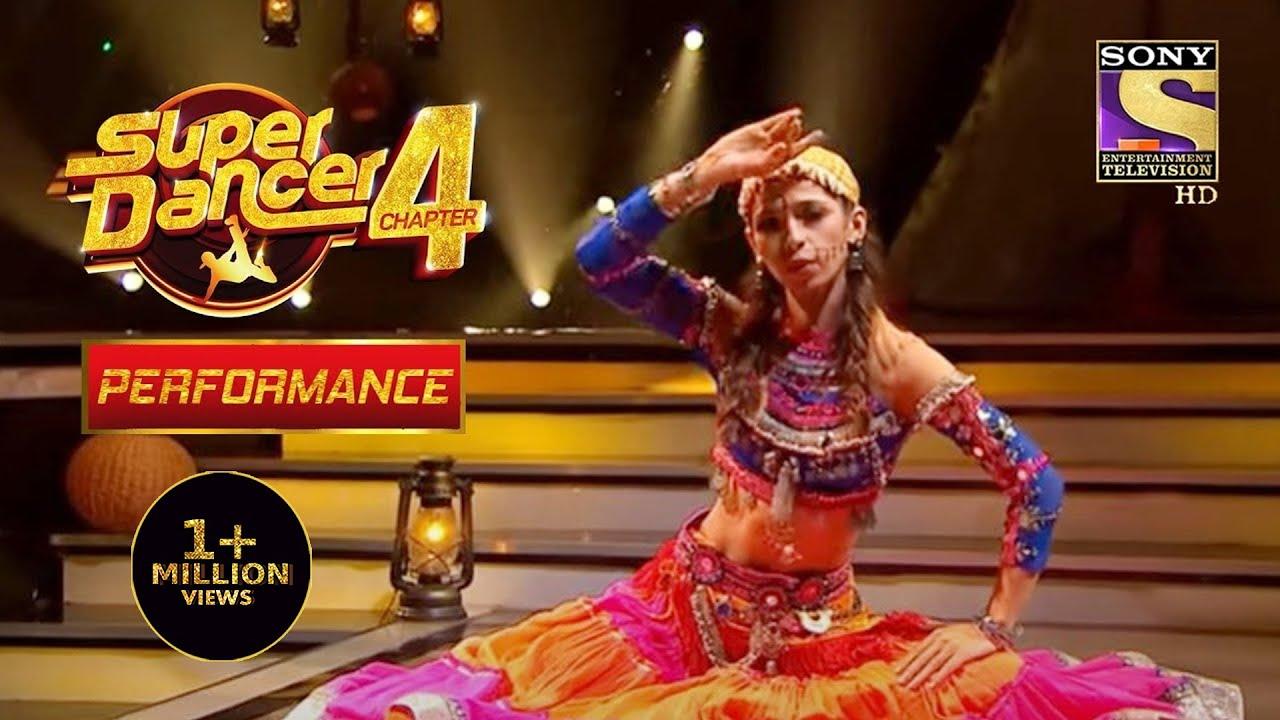 Download Karisma Kapoor की Show पर Entry  EP 35  Super Dancer 4 सुपर डांसर 4