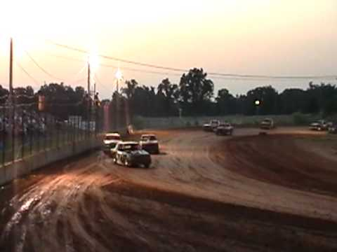 Dallas County Speedway Bomber Heat 8-8-09