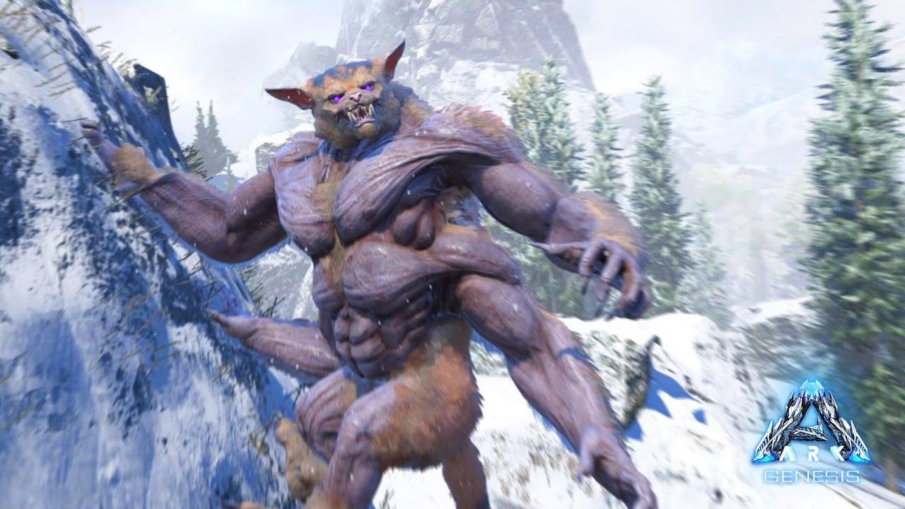 Ark ジェネシス 恐竜 最強の敵、恐竜世界のラスボス「マスターコントローラー」を倒せ!