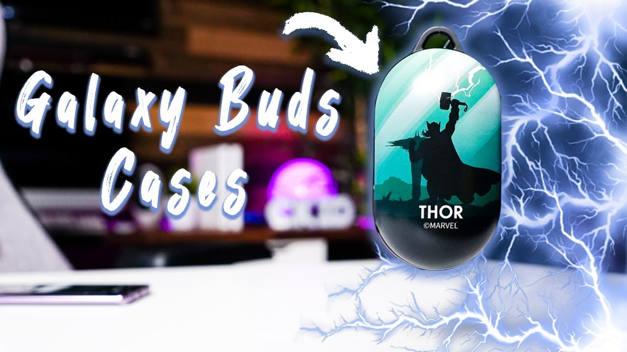 Samsung Galaxy Buds Cases You Must Have Youtube Clear and slim premium cases with various color options. samsung galaxy buds cases you must have