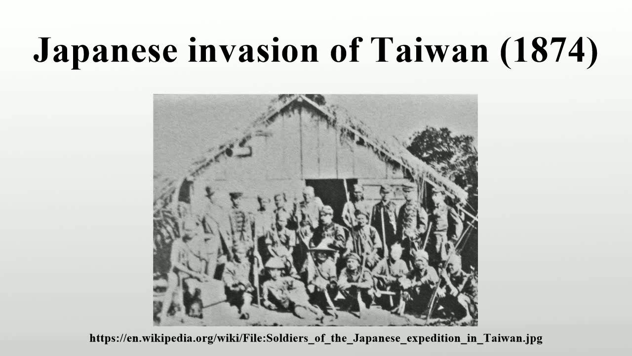 Taiwan under Japanese rule