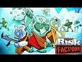 GENERAL BACCA VERSUS THE WORLD - Risk Factions (Board Game Sunday)