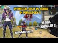 Garena Free Fire King Of Factory Fist Fight - Solo Vs Squad 22 Kills OP Gameplay - P.K. GAMERS