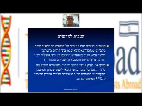 Taxes in Israel - David Dan, CPA