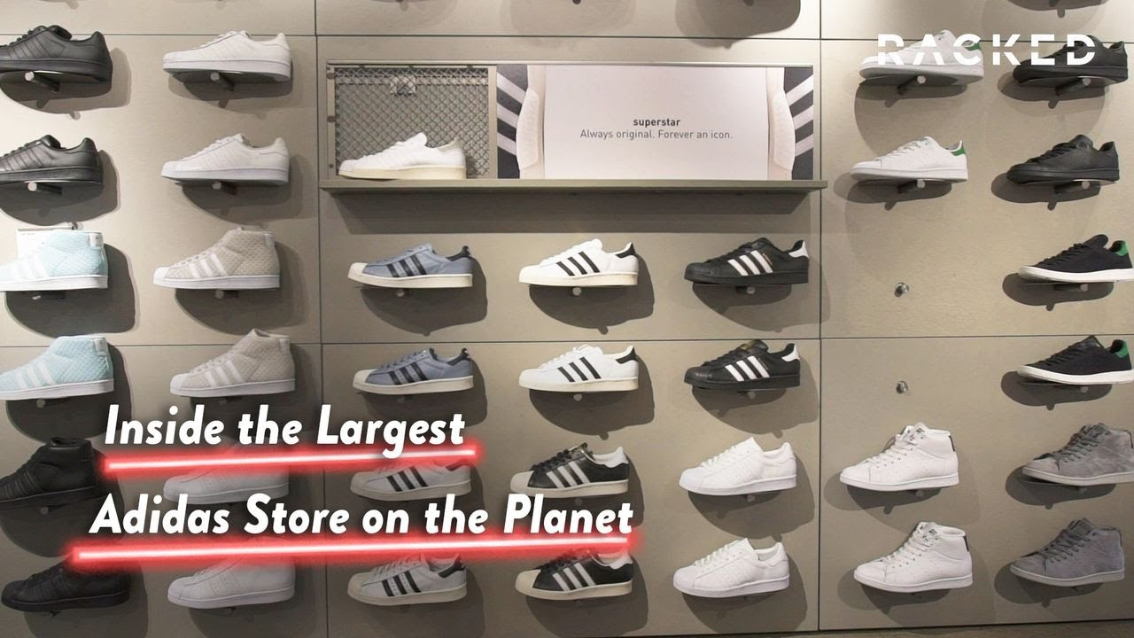 superstar adidas negozi