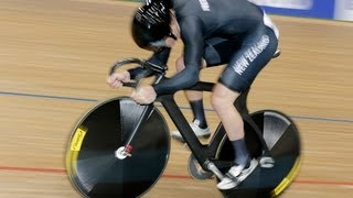 Full Replay of Day 4 - 2013 UCI Track Cycling World Championships