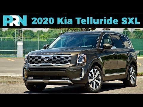 2020 Kia Telluride SX Limited | Colossal Crossover Benchmark